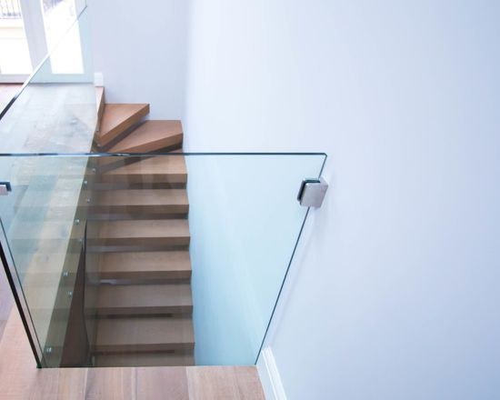 floating custom staircases